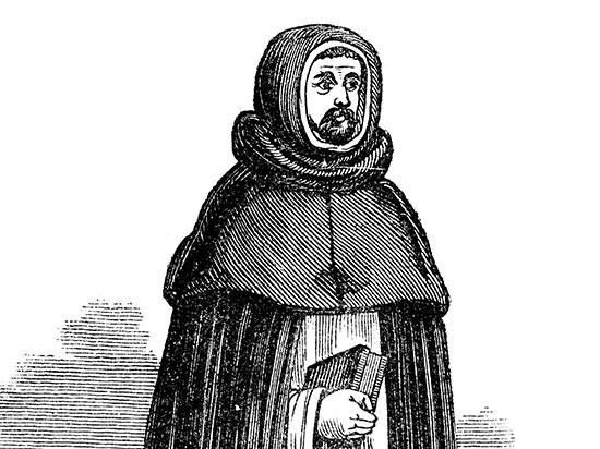 Dominican - Black Friar