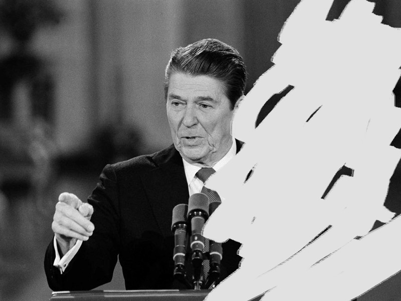 Ronald Reagan - April 4, 1984