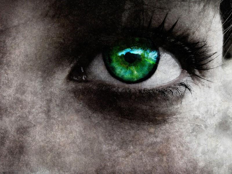 Green Eye of Envy