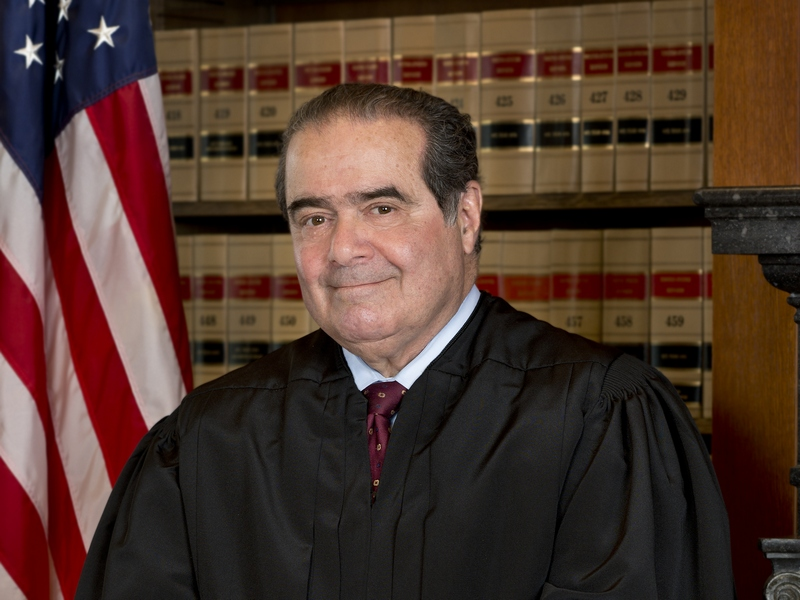 Antonin Gregory Scalia (1936-2016)
