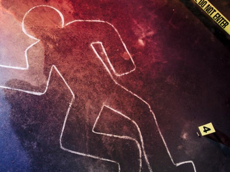Murder - Chalk Outline