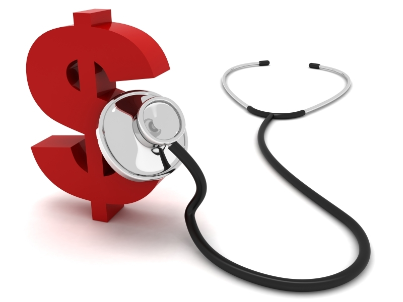 Stethoscope-Money