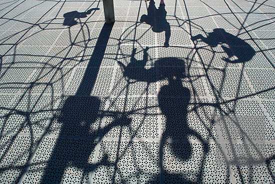 The Playgrounds of War II